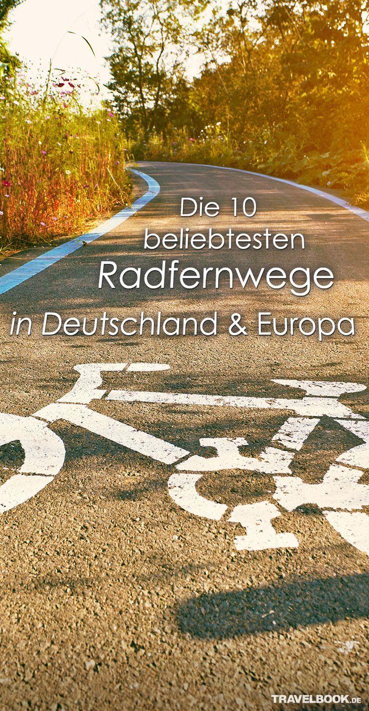 Jedes Jahr präsentiert der Allgemeine Deutsche Fahrrad-Club (ADFC) seine Radreiseanalyse mit dem Ranking der beliebtesten Radfernwege Deutschlands und Europas. TRAVELBOOK zeigt beide Top Ten.