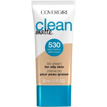 COVERGIRL Clean Matte BB Cream, 1 fl oz - Walmart.com