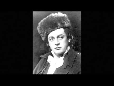 ▶ С.Лемешев - Тоска (Ария Каварадосси из 3-го действия) - YouTube