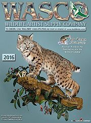 McKenzie Taxidermy Supply - Leading supplier of taxidermy supplies