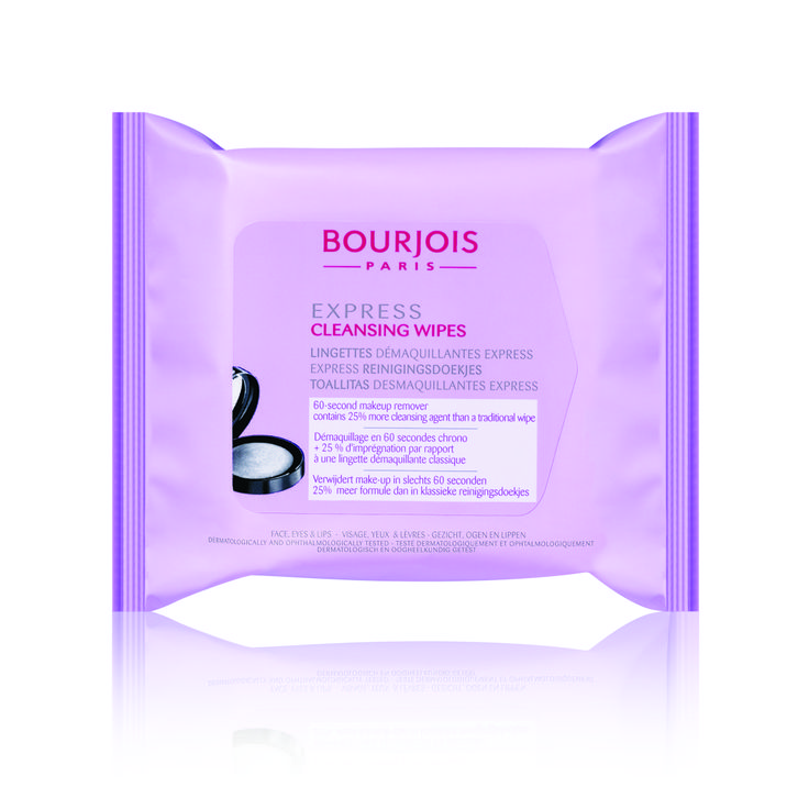 Cleansing wipes
