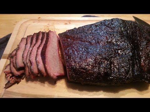 Easy Smoked Brisket Recipe: Texas Brisket