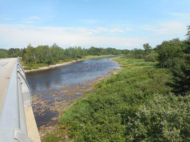Northwest Maramichi River Northern NB