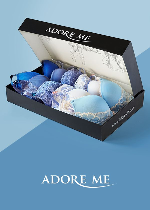 Love lingerie? Join Adore Me's VIP Membership and get your first bra and panty set for 50% off! Every month from there on out, you'll get to choose one set from our brand new monthly collections for up to 30% off (plus, every 6th set is on us!). And if you don't feel like shopping you can skip the month and you won't be charged your monthly membership. Sounds like a pretty sweet deal, right? It's a lacy little treat that doesn't break the bank ♥ (Available in sizes 32A-42G | Introductory…