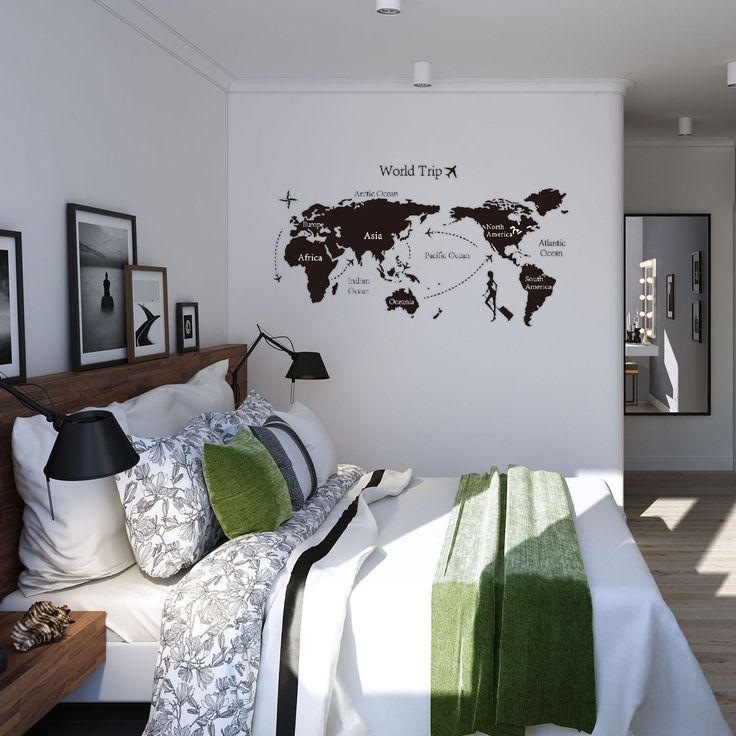 Una manera sencilla y divertida de decorar de forma original tu saló,n, dormitorio, cocina, lugar de trabajo, etc. Con este vinilo impregnarás de carácter las paredes de cualquier estancia. Juega con los colores, las formas y con el resto de adornos de la habitación, libera tu imaginación y adapta la figura a tu gusto. En un momento tendrás listo un espacio único dotado de personalidad propia.  Características:      Fabricado en PVC.     Acabado mate.     Muy fácil de despegar si decides…
