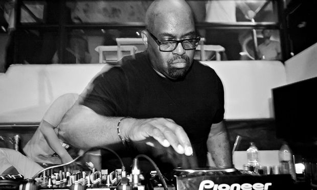 'FRANKIE KNUCKLES IS TO HOUSE MUSIC WHAT CHUCK BERRY IS TO ROCK' IN' ROLL'