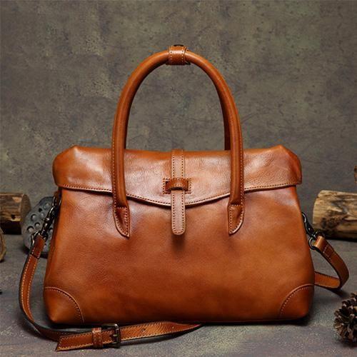 3a0d91c3a612 Women Leather Doctors Bag Handbags Purse – iLeatherhandbag