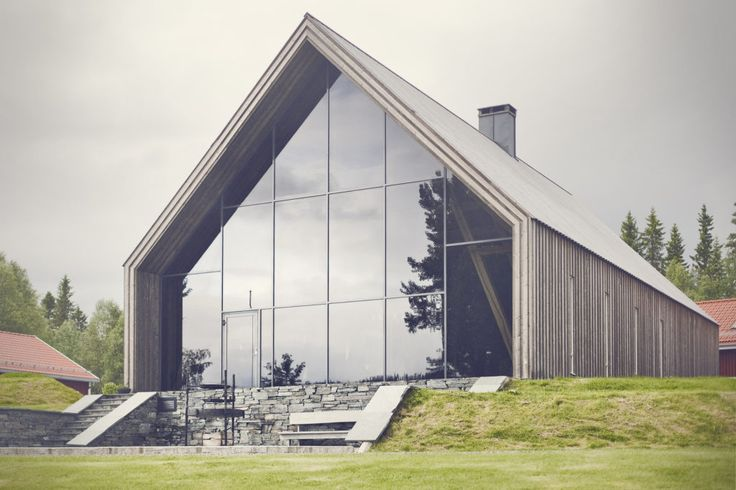nowoczesna-STODOLA-Hunters-Hall-Bergersen-Arkitekter-01