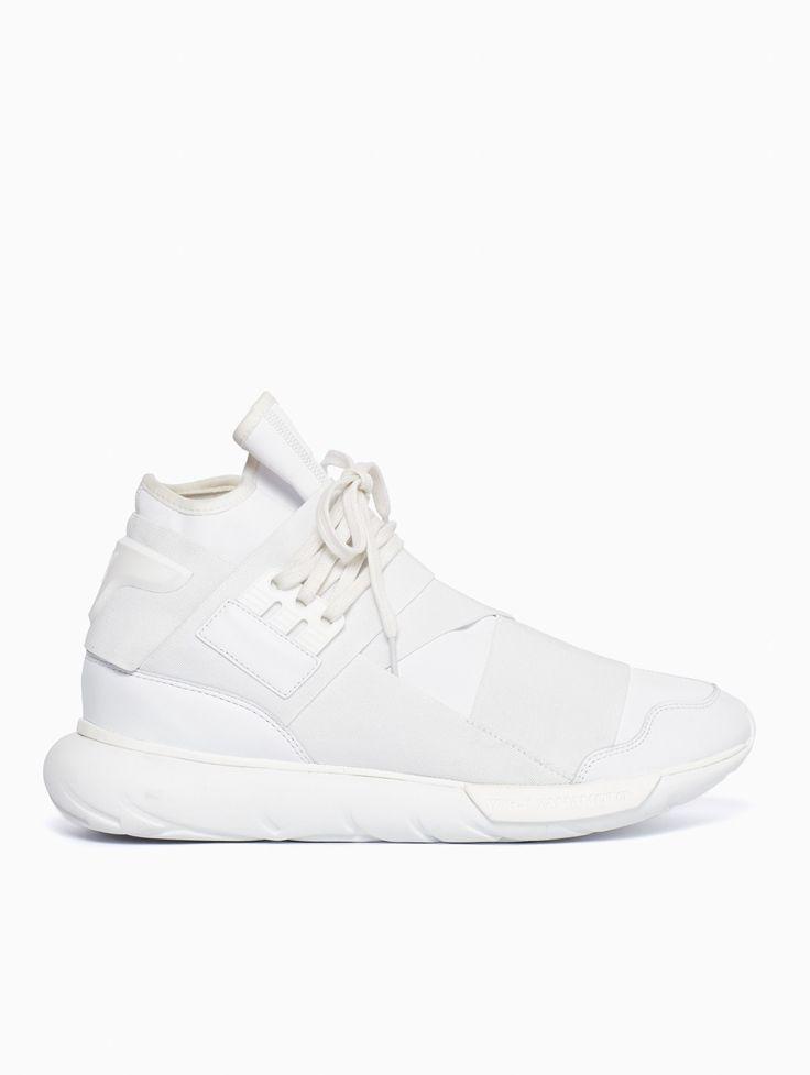 Qasa high sneakers from S/S2016 Y-3 by Yohji Yamamoto