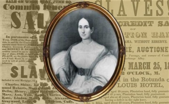 A Mystery Around Delphine Alias Madame Lalaurie & Her Slave Quarters