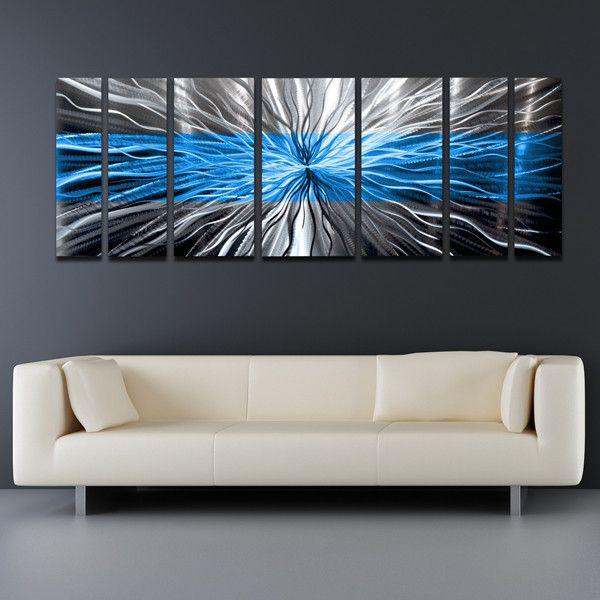 1000 Ideas About Metal Wall Art Decor On Pinterest: 1000+ Ideas About Abstract Metal Wall Art On Pinterest