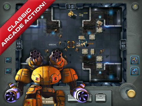 Robokill 2: Leviathan Five Wandake 우주 로봇 디테일