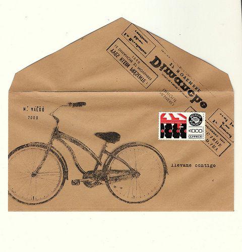 bicycle envelope