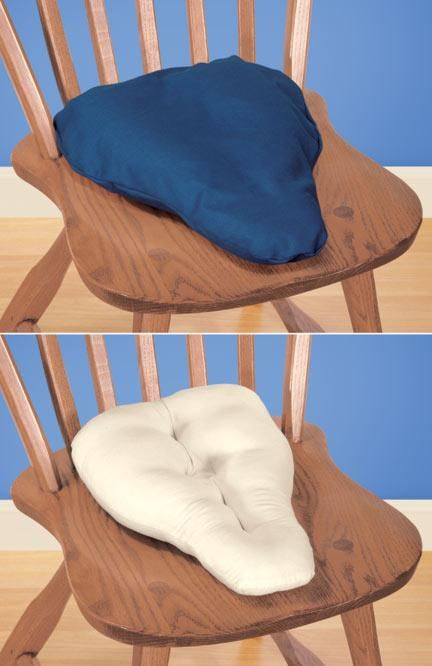 zoomedin version of this image for sciatica relief pillow e4827