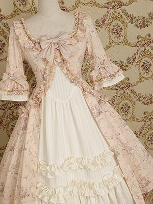 I found 'Lolita Dress' on Wish, check it out!