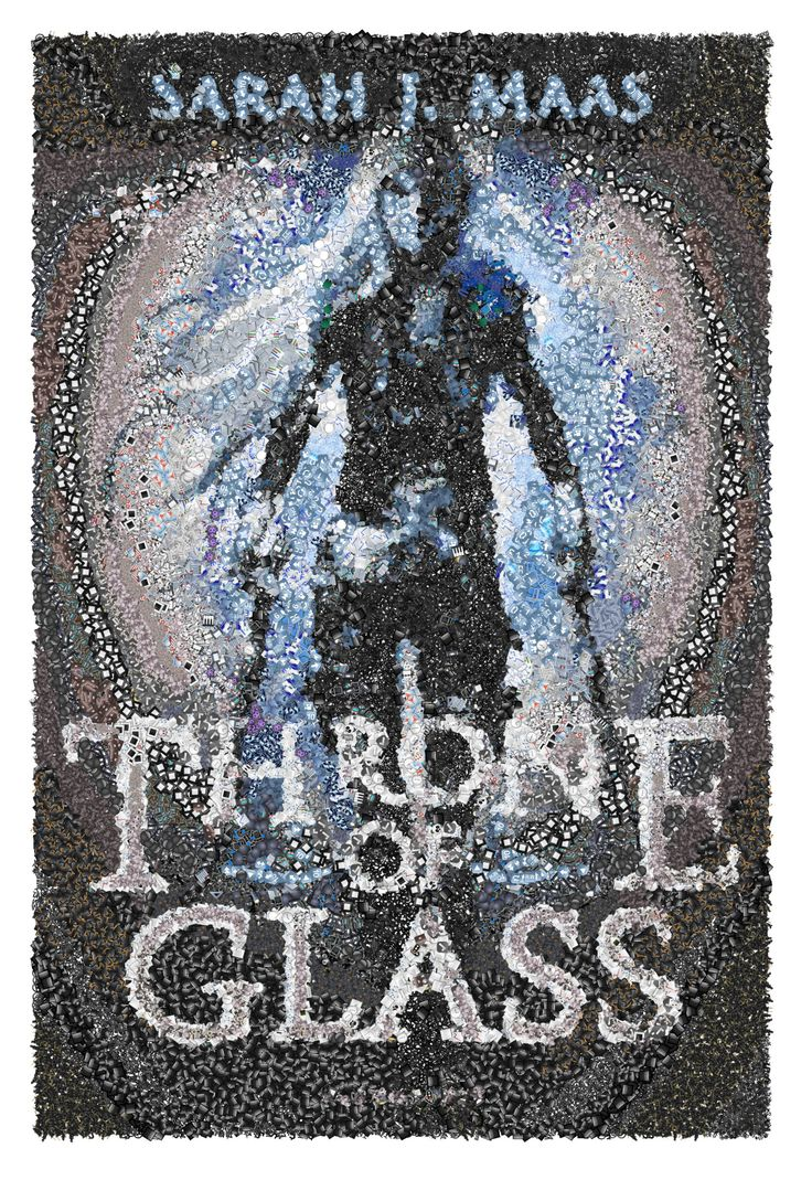 THE WORLD OF SARAH J. MAAS — just1morepage: Throne of Glass series covers…...