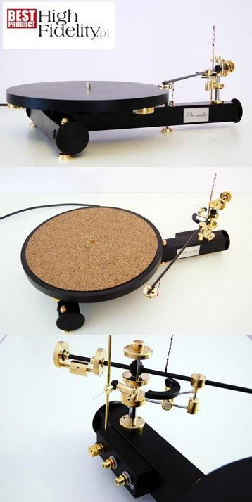 Turntable classic model made by pre-audio.com