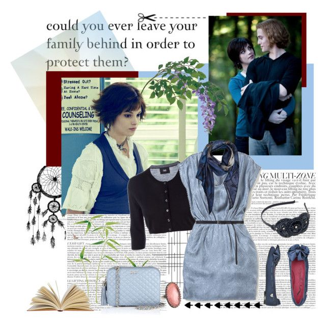 """""""Alice Cullen"""" by ladybirdfb ❤ liked on Polyvore featuring Cullen, D&G, Crate and Barrel, No.6, Juma, Lollipops, Toast, rag & bone, Larkspur & Hawk and alice"""