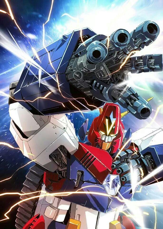 Chodenji Robot Combattler V