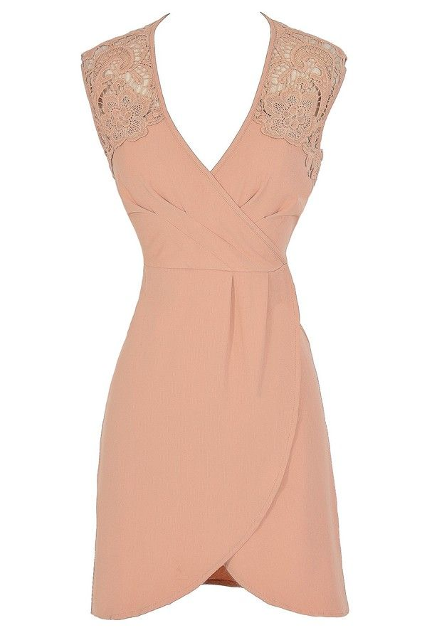 Blush crochet dress- beautiful- checkout the rest of the website...great stuff!