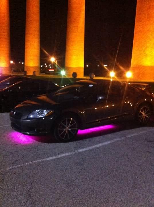 Purple Underglow Definitely In Near Future Dream Cars Dog Snacks Car