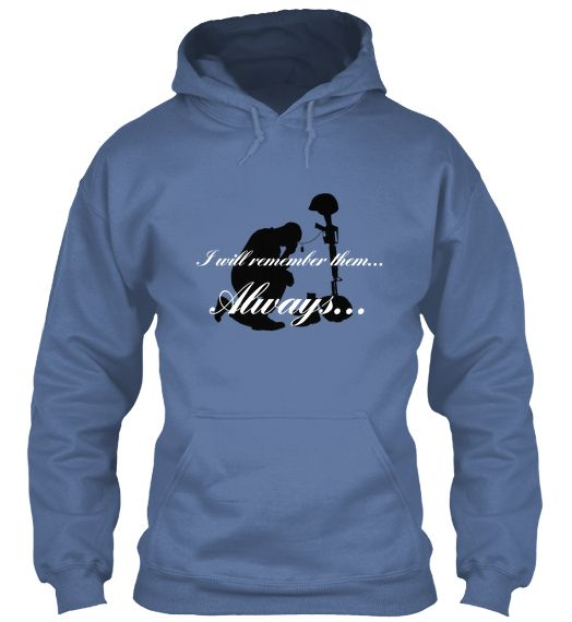 Hoodie for Remembrance | Teespring This was designed as a fundraiser for the CWO Bobby Girouard Branch of the RCR Association! Perfect for relaxed dress or out for a jog!