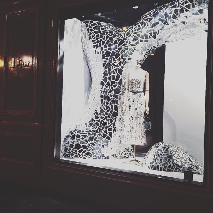"DIOR, Avenue Montaigne, Paris, France, ""J'adior... When in Paris"", pinned by Ton van der Veer"