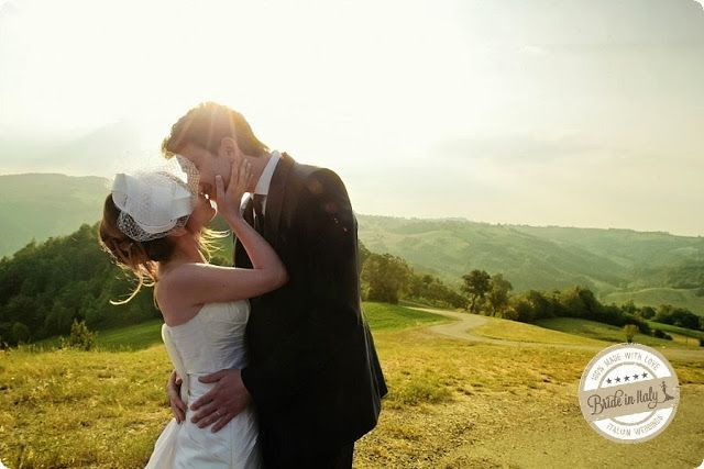 Bride in Italy: Real Wedding | Dolcemente rustico, sull'appennino Emiliano | Purewhite Photography