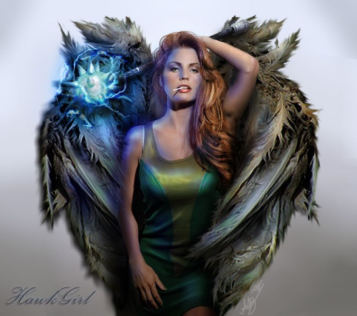 Hawkgirl: Hawkman Y Hawk Girl Images On