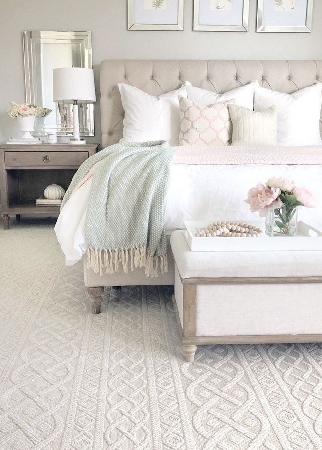 Looking For The Best Bedroom Decor Ideas Use These Pretty Open Minded Bedroom Ideas As Ins Elegant Master Bedroom Neutral Bedroom Design Bedroom Color Schemes