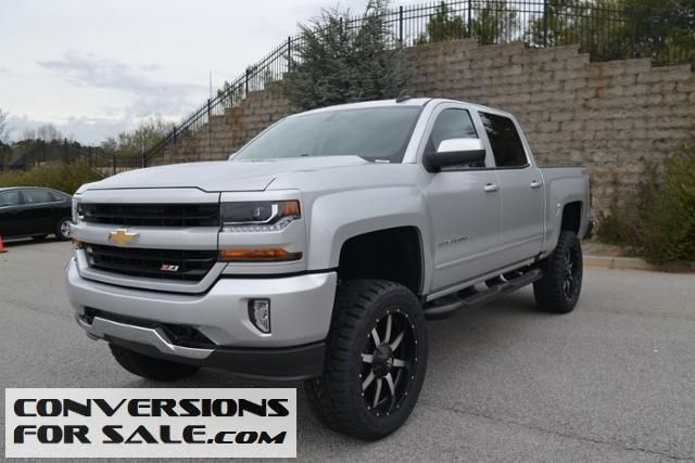 Lifted 2016 Chevrolet Silverado 1500 South-Carolina
