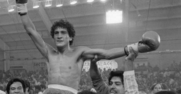 """A 33 años de la trágica muerte de """"Sal"""" Sánchez, uno de los más grandes del boxeo mexicano http://sopit.as/1HBQEfY"""