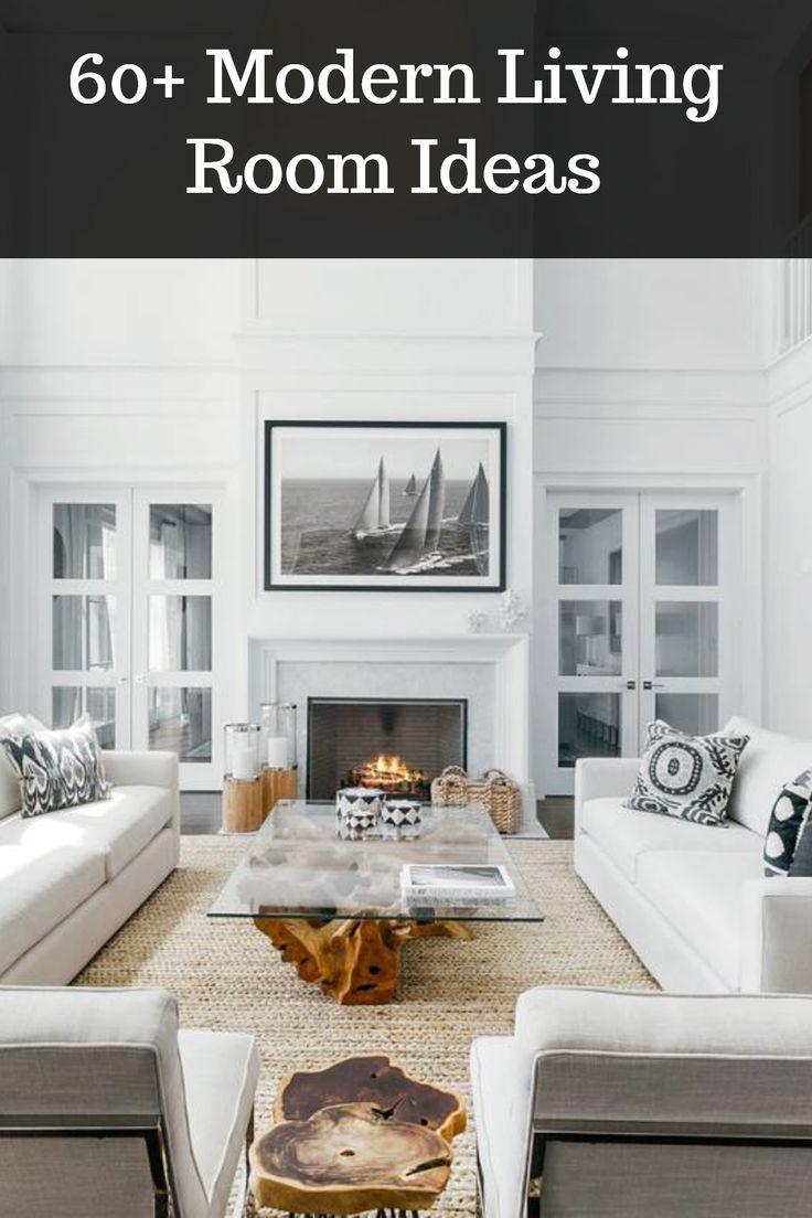 51 Modern Minimalist Decor Ideas Open Concept Living Room