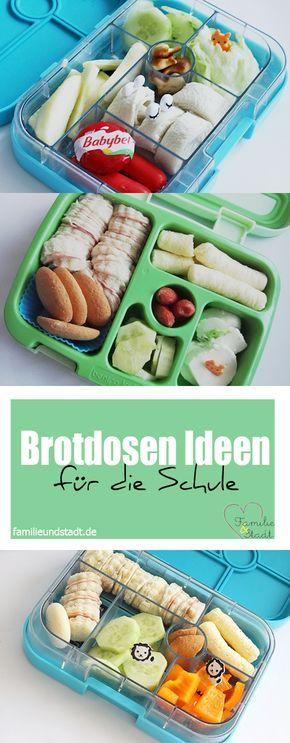 Unsere Brotdosen für die Schule #September | bimbi ...
