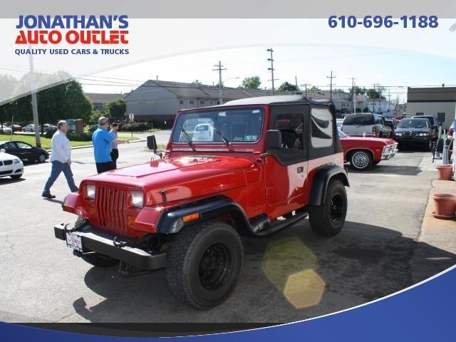 1995+Jeep+Wrangler+S