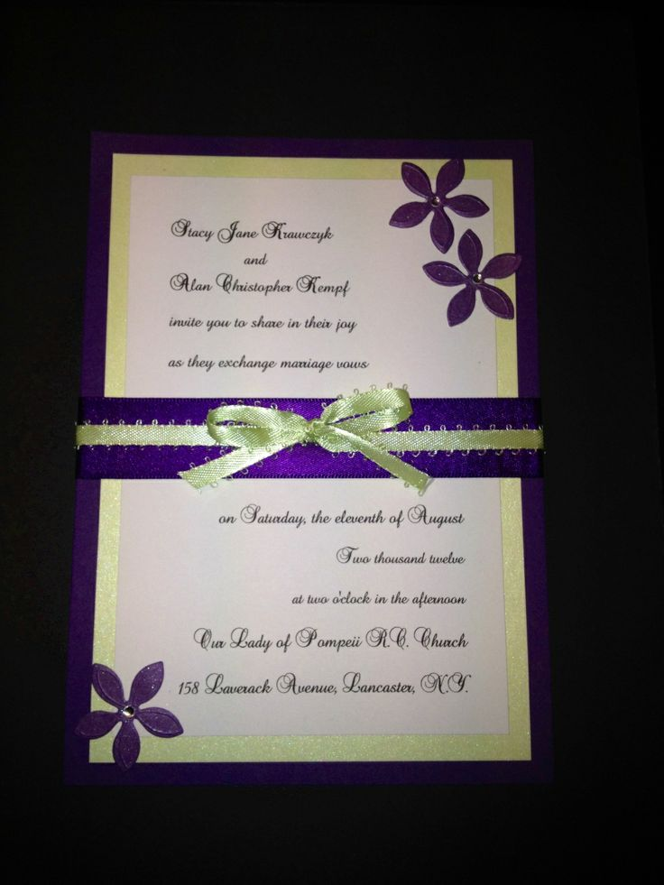 handmade wedding cards ireland%0A Our Handmade Wedding Invites