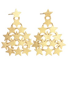 Calypso St. Barth....stars..  I have these exact earrings, buried away somewhere since I never wear posts any longer.