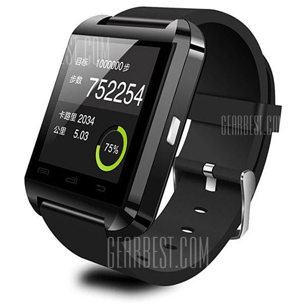 U Watch U8 Plus Smartwatch, Discount Coupon from Gearbesth