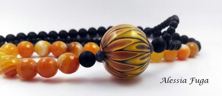 Spicchi necklace di alessiafuga su Etsy