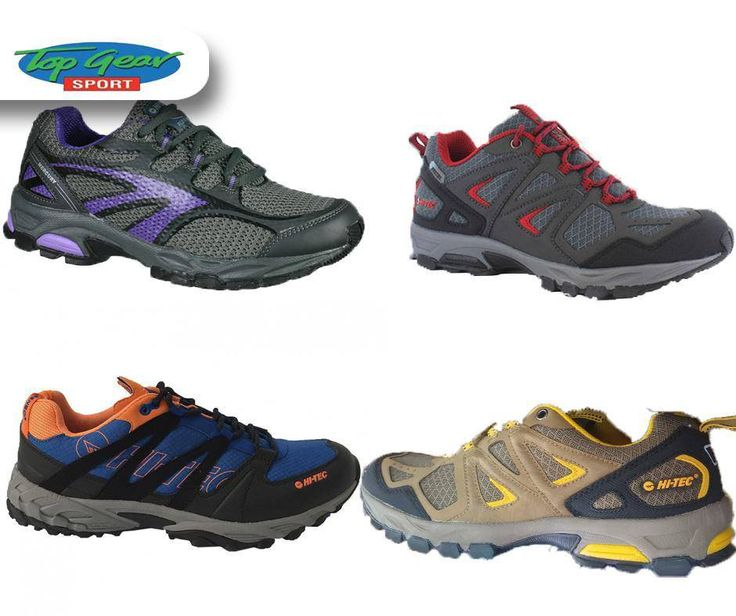 At #TopGearSport, we stock a huge range of the latest Hi-tec shoes. Visit us in-store or contact us on 044 873 0626.