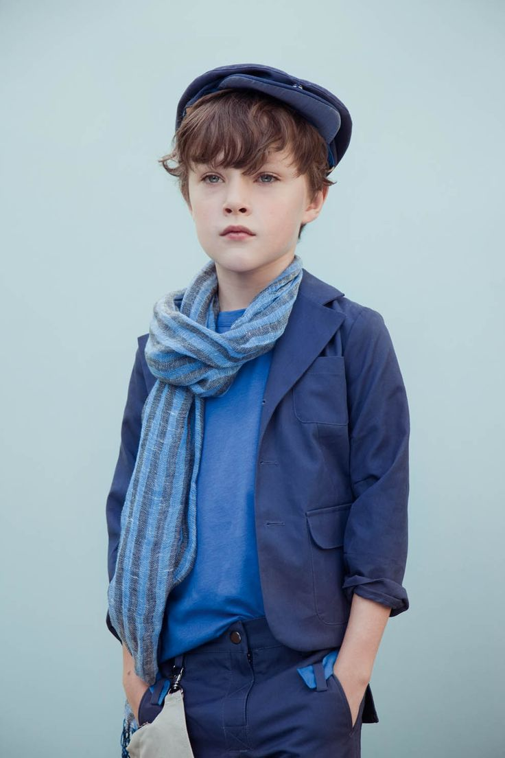 he needs a blazer!! and some scarfs!: