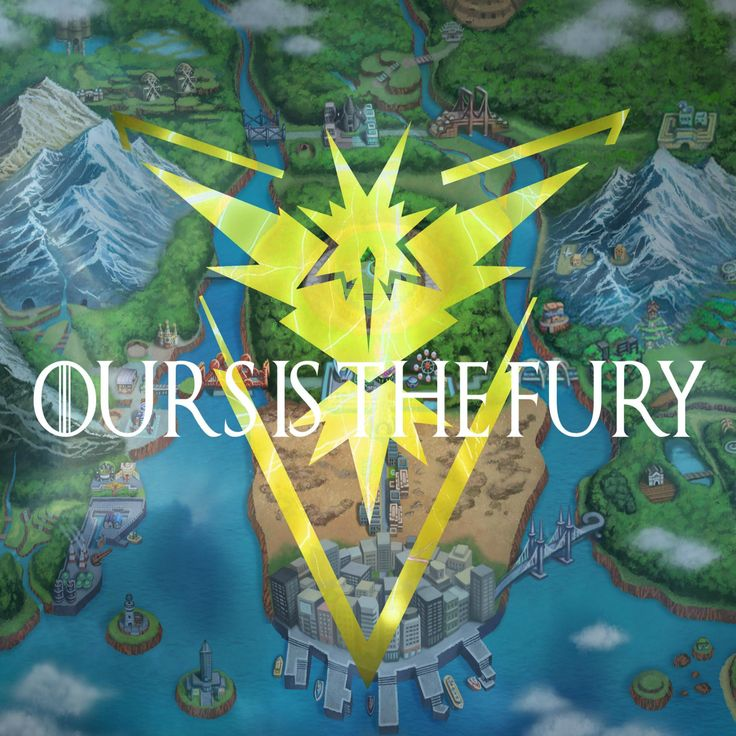 Ours Is The Fury Tap to see more cool Pokemon wallpaper