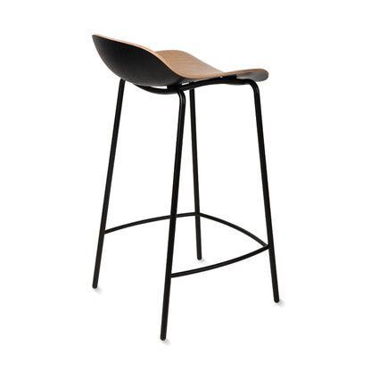 <3D Stool | Ply | Natural Oak | Citta | Furniture | NZ>