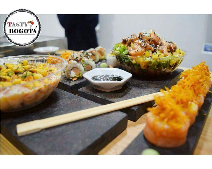 Opciones en Sushi ink