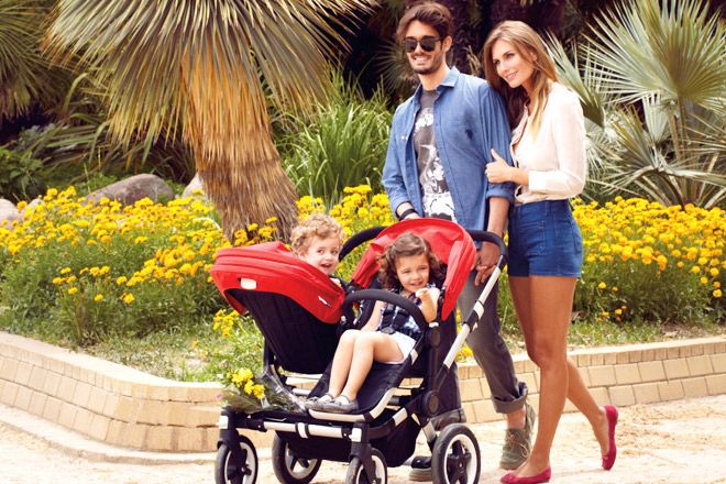 10 best side by side double prams | Mum's Grapevine