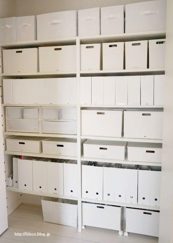 収納上手さんに学ぶ 収納ボックスの使い方 キッチンやリビング毎の