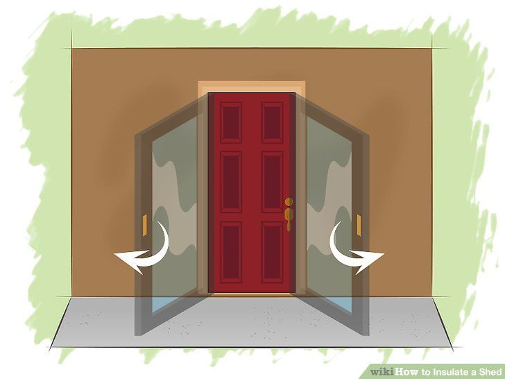 How to insulate a shed with pictures insulating a shed