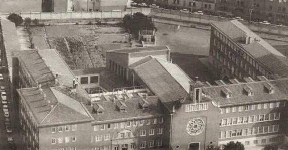 Colegio Sagrado Corazón Valladolid - Historia -La Anunciata-