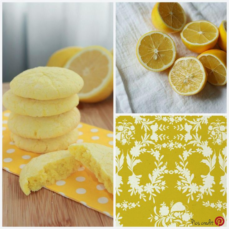 Biscotti morbidi al limone / Soft lemon cookies | Breakfast at Tiffany's