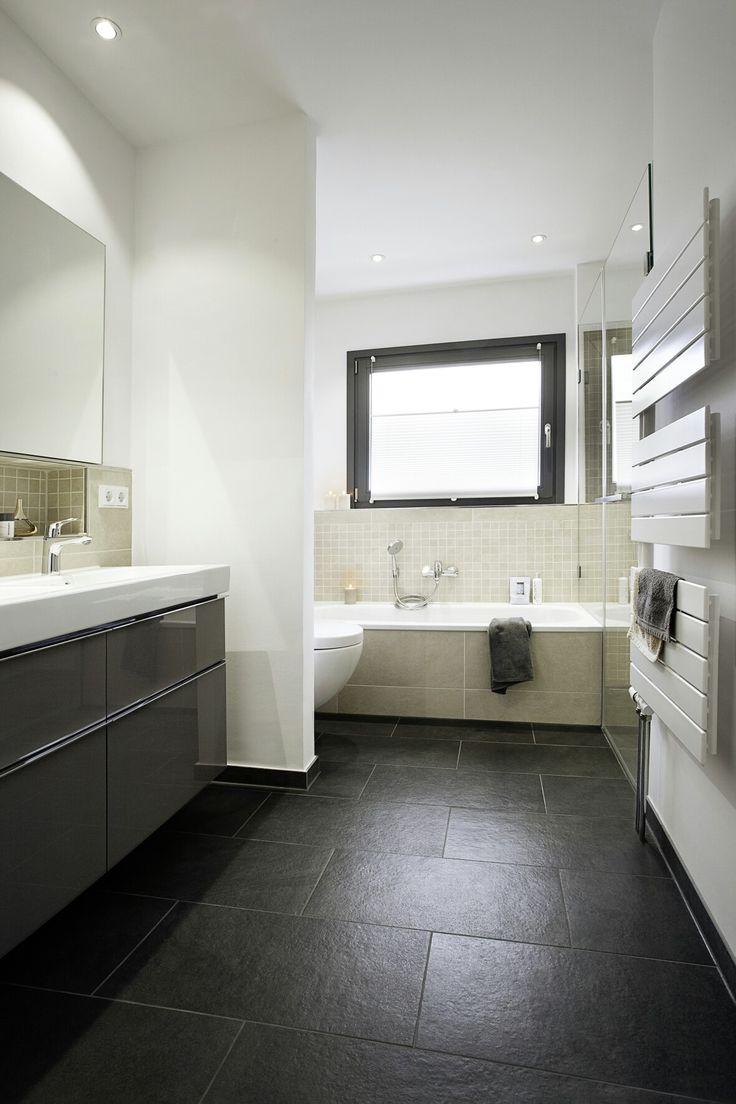 78 ideen zu schmales badezimmer auf pinterest kleine for Badezimmer mit schrage